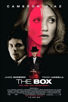 Poster: The Box - Du bist das Experiment