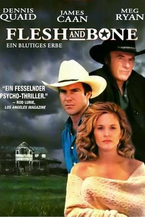 Poster: Flesh and Bone - Ein blutiges Erbe