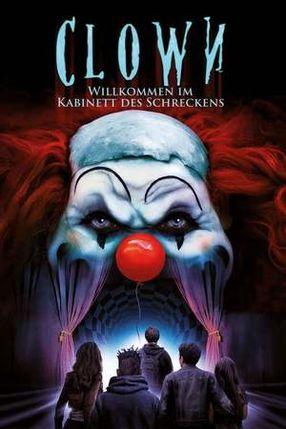 Poster: Clown - Willkommen im Kabinett des Schreckens