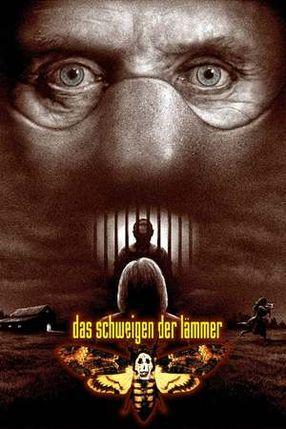 Poster: Das Schweigen der Lämmer