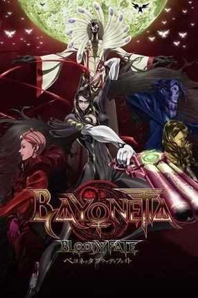 Poster: Bayonetta: Bloody Fate