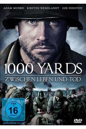 Poster: 1000 Yards - Zwischen Leben und Tod