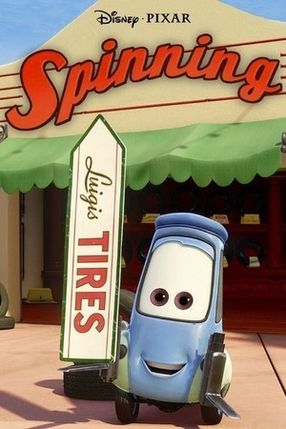 Poster: Cars Toons: Spinning