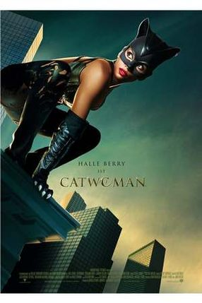 Poster: Catwoman