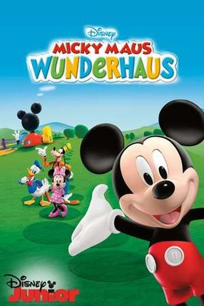 Poster: Mickey Maus Wunderhaus