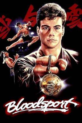 Poster: Bloodsport