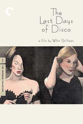 Poster: Last Days of Disco - Nachts wird Geschichte gemacht