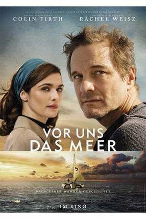 Poster: Vor uns das Meer