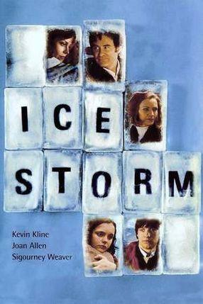 Poster: Der Eissturm