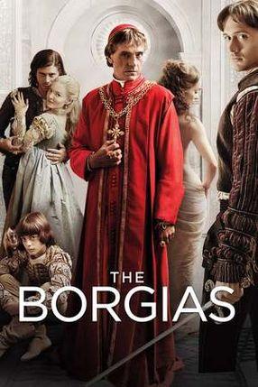 Poster: Die Borgias - Sex. Macht. Mord. Amen.