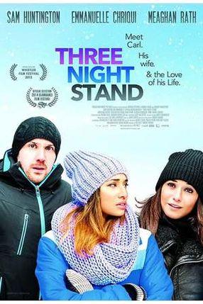 Poster: Three Night Stand - Urlaub bei der Ex