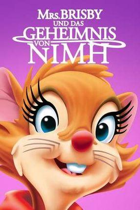 Poster: Mrs. Brisby und das Geheimnis von Nimh