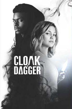 Poster: Marvel's Cloak & Dagger