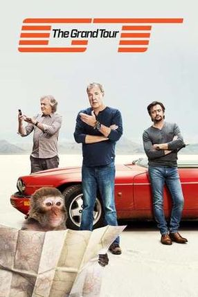 Poster: The Grand Tour