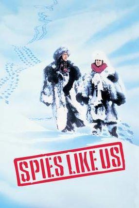 Poster: Spione wie wir