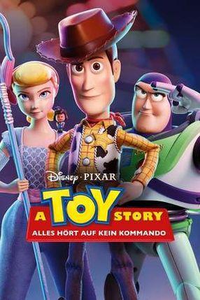 Poster: Toy Story 4 – Alles hört auf kein Kommando
