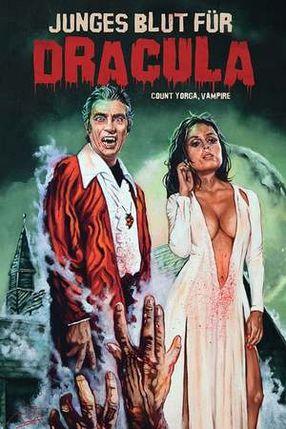 Poster: Junges Blut für Dracula