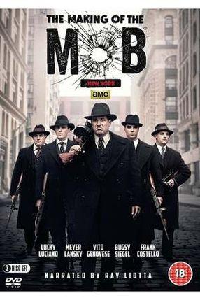 Poster: Mafia  Die Paten von New York