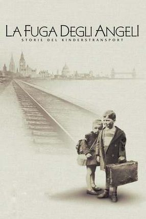 Poster: Kindertransport – In eine fremde Welt