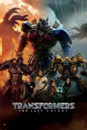 Poster: Transformers: The Last Knight
