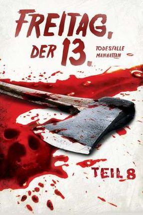 Poster: Freitag der 13. Teil VIII – Todesfalle Manhattan