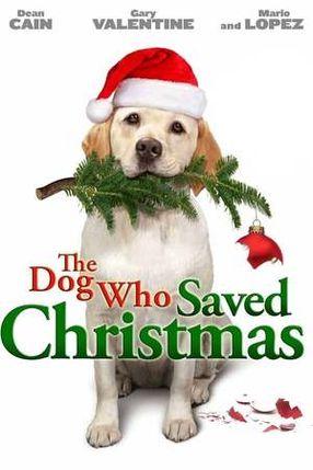 Poster: Ein Hund rettet Weihnachten