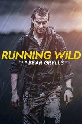 Poster: Running Wild with Bear Grylls