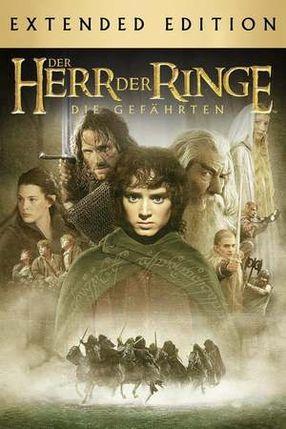 Poster: Der Herr der Ringe - Die Gefährten