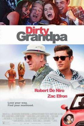Poster: Dirty Grandpa