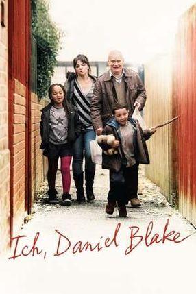Poster: Ich, Daniel Blake