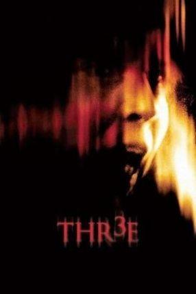 Poster: Thr3e - Gleich bist du tot