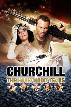 Poster: Churchill: The Hollywood Years