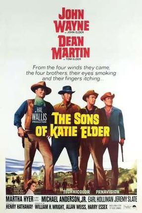 Poster: Die vier Söhne der Katie Elder