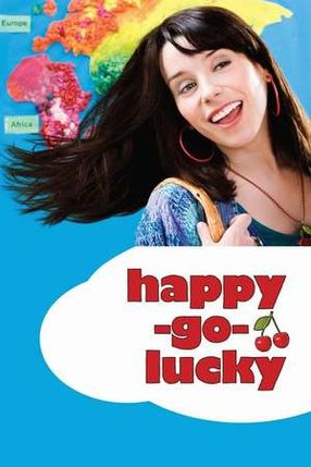 Poster: Happy-Go-Lucky