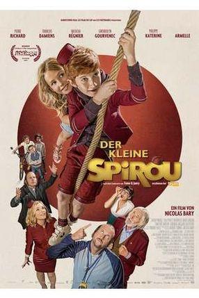 Poster: Der kleine Spirou