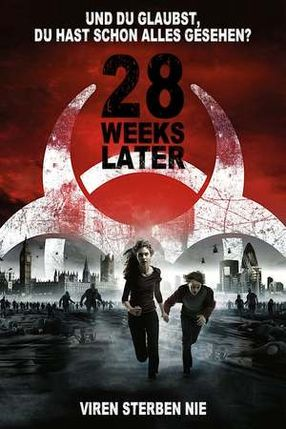 Poster: 28 Weeks Later
