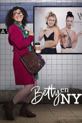 Poster: Betty in New York