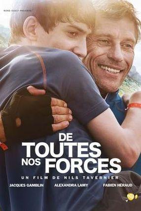 Poster: Mit ganzer Kraft