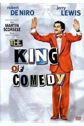 Poster: The King of Comedy