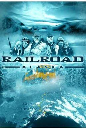 Poster: Railroad Alaska