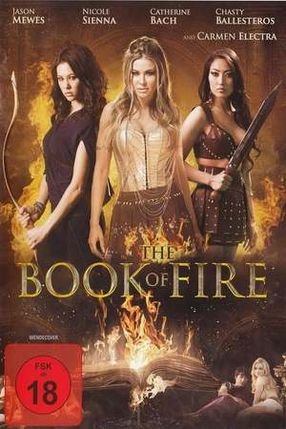 Poster: The Book of Fire