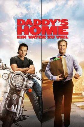 Poster: Daddy's Home - Ein Vater zu viel