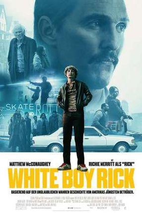 Poster: White Boy Rick