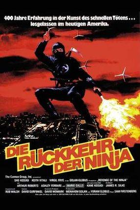 Poster: Die Rückkehr der Ninja