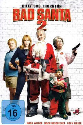 Poster: Bad Santa 2