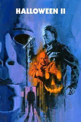 Poster: Halloween II - Das Grauen kehrt zurück
