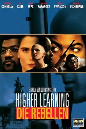 Poster: Higher Learning - Die Rebellen
