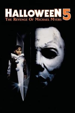 Poster: Halloween V - Die Rache des Michael Myers