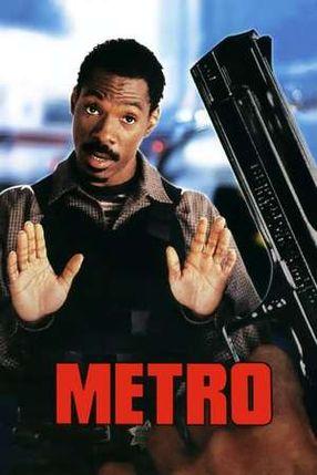 Poster: Metro - Verhandeln ist reine Nervensache