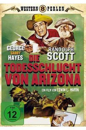 Poster: Die Todesschlucht von Arizona